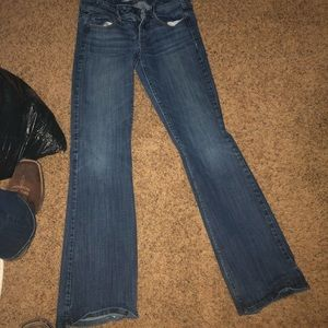 American eagle jeans:)